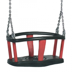 Baby swing seat Forto commercial