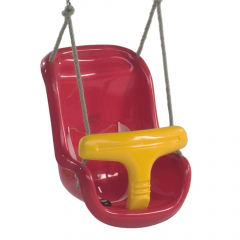 Baby swing seat (two-part)