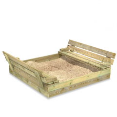 Sandpit Flip 120x125 cm