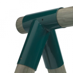 Swing Corner round 80/100 mm