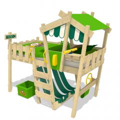 Loft bed Wickey CrAzY Hutty