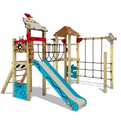 Climbing frame Wickey PRO MAGIC Treasure+