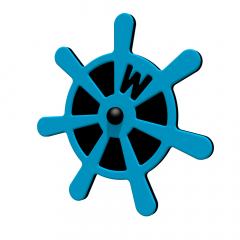 Ship's Wheel Wickey PRO Wheel commercial