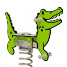 "Spring rocker Wickey PRO crocodile ""Crockey"""